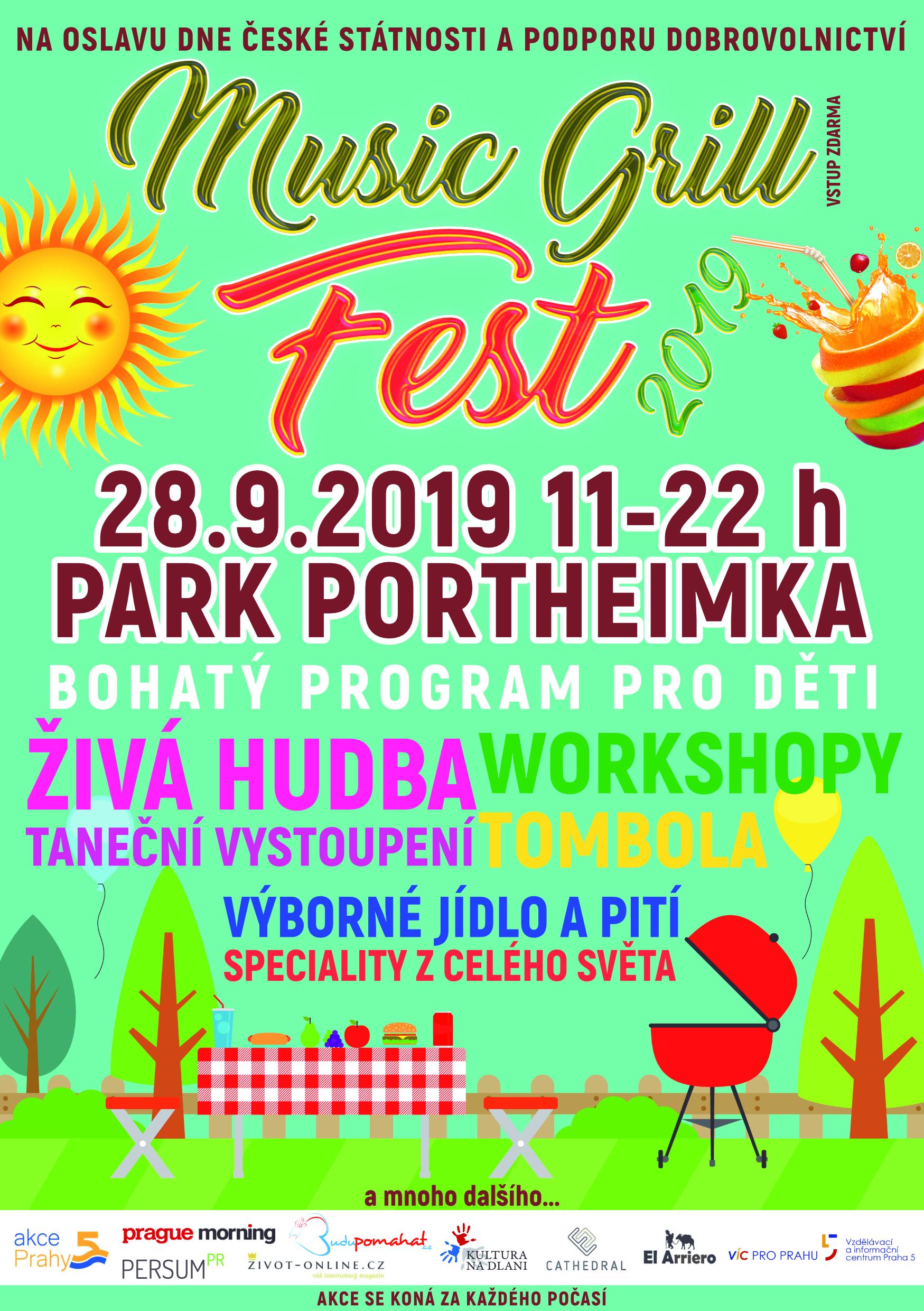POZVÁNKA: Music Grill Fest - Zivot-OnLine cz