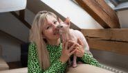 Donský Sphynx – kočky bez srsti, ale s velkým srdcem