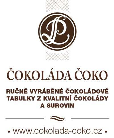 Čokoláda Čoko, ručně vyráběná kvalitní čokoláda