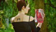 Lucifer a Markétka: Kristýna Freiová pokřtila novou knihu